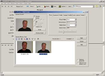 D photo in EPISuite software