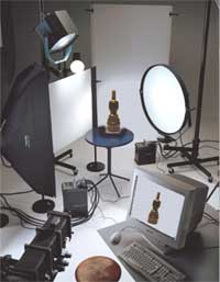 Studio photography