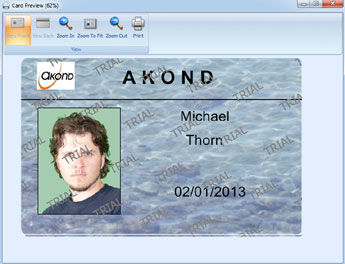 ID photo with Asure ID software