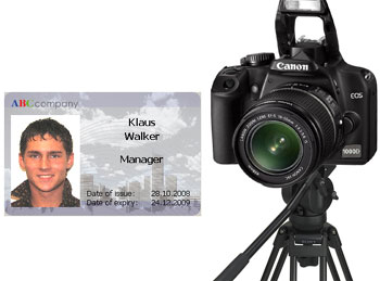 Canon SLR camera control software