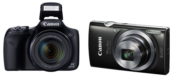 ID photo with Canon Powershot cameras