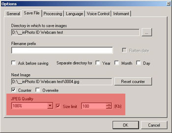 Canon SLR software update