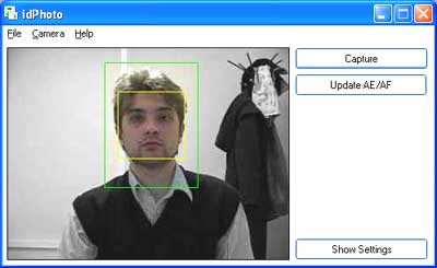 ID photography software